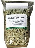 aurelia Allgäuer Naturprodukte Allgäuer Hanfsamen Geschält 500g