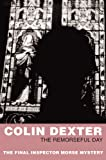 The Remorseful Day by Colin Dexter front cover