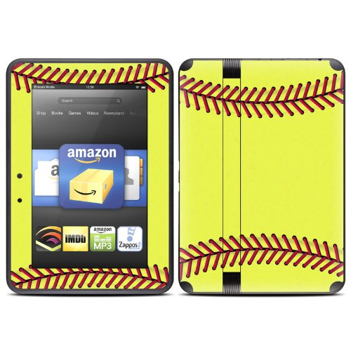 softball-design-protective-decal-skin-sticker-matte-satin-coating-for-amazon-kindle-fire-hd-7-inch-r