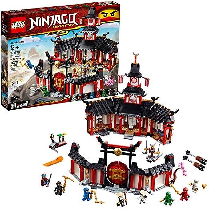 LEGO Ninjago 70670 Legacy Monastery of Spinjitzu