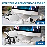 BEJOY 2021 VR Stand with Controller Holder, VR