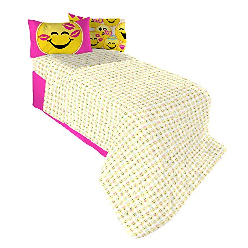 Emojination MA6438 Happy Sheet Twin product image