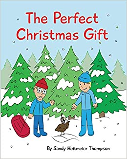 The Perfect Christmas Gift: Thompson, Sandy Heitmeier