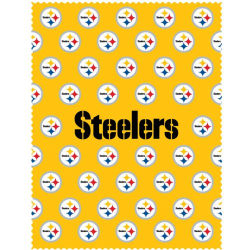 NFL Pittsburgh Steelers iPad Cleaning Cloth 7