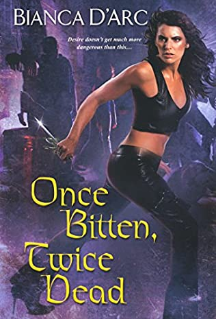 book cover of Once Bitten, Twice Dead