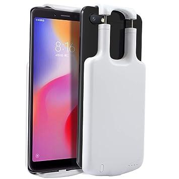 Funda Batería para Xiaomi Redmi 6A 5000mAh, Runbiu [5000mAh ...