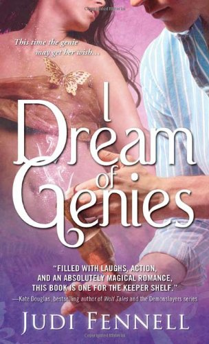 book cover of I Dream of Genies