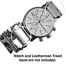 Leatherman Link watch adapter for Leatherman Tread (Lug size 22mm, Stainless Steel)