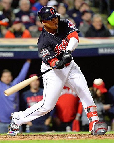 - Jose Ramirez Cleveland Indians 2016 World Series Action Photo (Size: 20