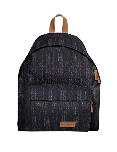 Eastpak Unisex Padded Pak'r Black Backpack Polyamide by Eastpak