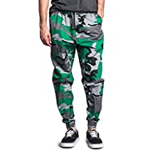 G-Style USA Non-Stretch Twill Jogger Pants