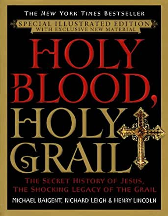 BLOOD HOLY HOLY AUDIOBOOK GRAIL