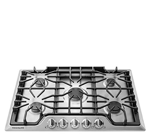 Frigidaire FGGC3047QS Gallery 30 Gas Cooktop in Stainless Steel