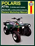 Polaris 250 to 500 ATVs, International Motorbooks Staff and Max Haynes, 1563923025