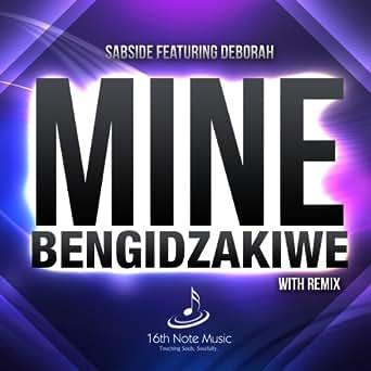 Mine bengidzakiwe by sabside on amazon music amazon. Com.