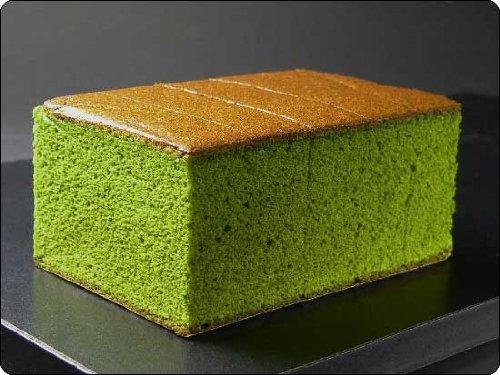 Kyoto Matcha Green Castella Sponge