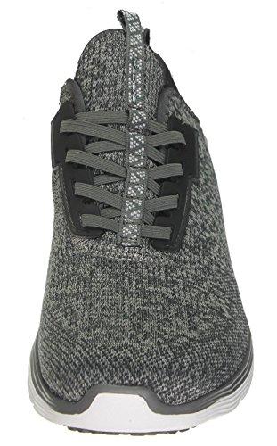 Skechers Sport Women's Valeris Fashion Sneaker Grey Knit/White under $60 for sale finishline cheap price cheap best sale cheap sale footlocker buy cheap official site NIAaR04