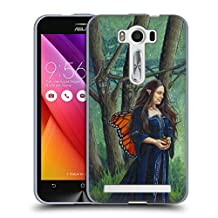 Official Jane Starr Weils Temptation To Dream Fairies 2 Soft Gel Case for Asus Zenfone 3 Zoom ZE553KL
