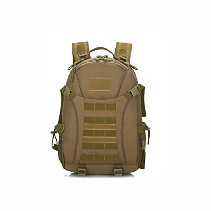 ec5325e264c2 YaXuan Camouflage Backpack Tactical Assault Package 3D Climbing Special  Combat Bag Military Rucksack Travel Student Backpack Outdoor Hiking Camping  Trekking ...