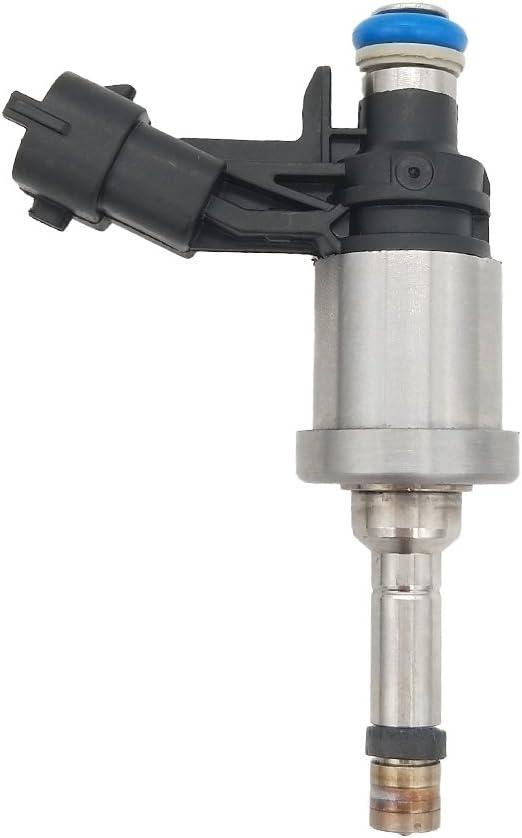 JESBEN FJ994 2173445 6pcs Set Fuel Injectors Nozzle 6 Holes Replacement for Camaro Allure LaCrosse 10-11 Enclave Traverse Acadia 09-11 CTS STS 08-11 3.6L 12638530