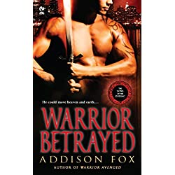 Warrior Betrayed (The Sons of the Zodiac, Vol. 3)