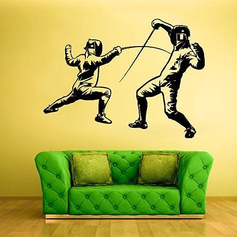 Amazon.com: Wall Vinyl Sticker Decals Decor Art Bedroom Design Mural ...