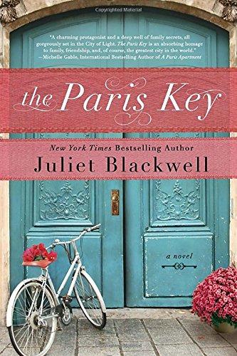 Paris Key Juliet Blackwell product image