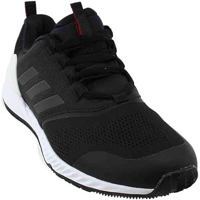 size 40 e168a 53d64 adidas Mens Crazy Train pro, BlackBlackScarlet, ...
