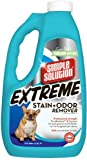 Simple Solution Extreme Stain and Odor Remover – Gallon, My Pet Supplies
