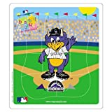Hunter Colorado Rockies MLB Licensed 9-pc Puzzle for Toddlers