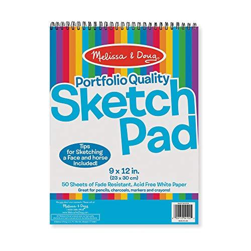 Melissa Doug Sketch Pad