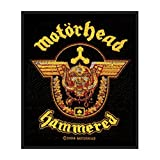 : Motorhead Woven Patch Black