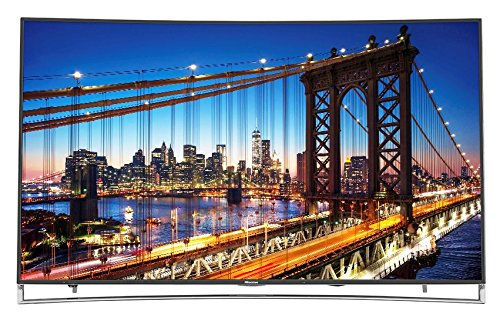 Hisense 65H10B2 Curved 65-Inch 4K Smart ULED TV (2015 Model) ()