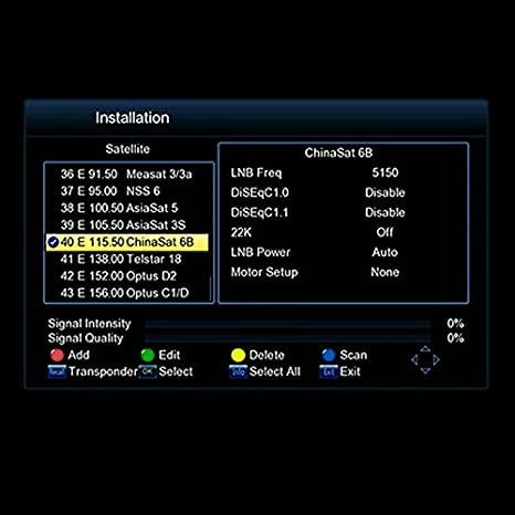 Semoic Satélite TV Receptor decodificador V7 HD DVB-S2 lnb con 7 líneas Europa Portugal España C Línea Cuenta Soporte Powervu Receptor (Enchufe Europeo): Amazon.es: Electrónica