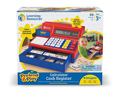 Pretend and Play Canadian Register by ToyCenter