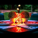 Koopower 100 Led 32Ft Fairy Lights Battery Operated