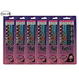 Bratz Fashion Pencils (8 Pieces) (Pack of 6)