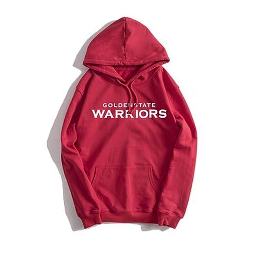 YANZZ NBA Warriors Curry Hombres Sudadera con Capucha de ...
