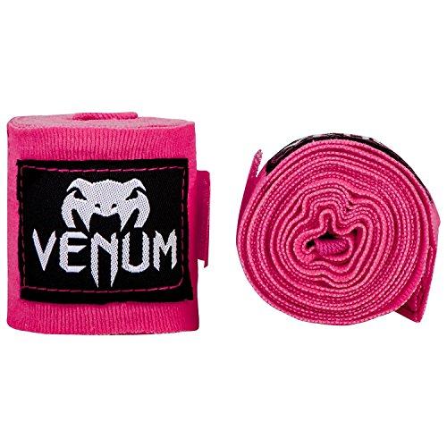 Venum Kontact Boxing Handwraps - 2.5M - Neo Pink