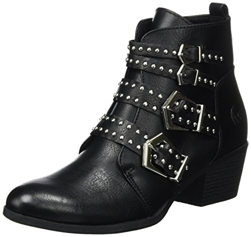 Marco Tozzi Women's 25053 Biker Boots Black (Black Antic 002) online shop from china limited edition buy cheap manchester great sale buy cheap 2015 new 100% guaranteed cheap price BtfDhq35t