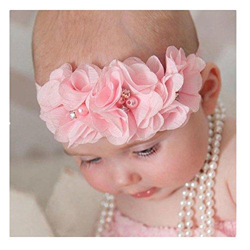 Ecosin%C2%AE Chiffon Headband Photography Headbands