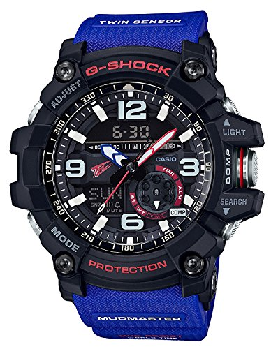 CASIO G-Shock MUDMASTER Team Land Cruiser Toyota AUTO Body GG-1000TLC-1AJR Mens Japan Import