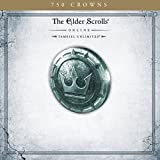 The Elder Scrolls Online: Tamriel Unlimited - 750 Crowns - PS4 [Digital Code]