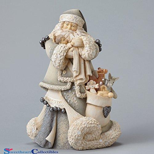 stone resin baby jesus figurine - 1