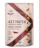 Cheap Living Intentions Activated Sprouted Seeds, Gluten Free, Vegan, Organic, Paleo, Smokey Barbeque, 8 Ounce