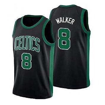 Auart Mens Baloncesto Jersey # 8 Kemba Walker NBA Boston Celtics ...