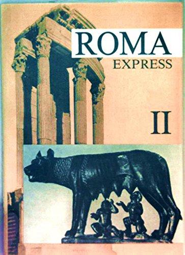 Roma: Unterrichtswerk für Latein als 1. Fremdsprache / Express. Übungsheft mit Lösungen