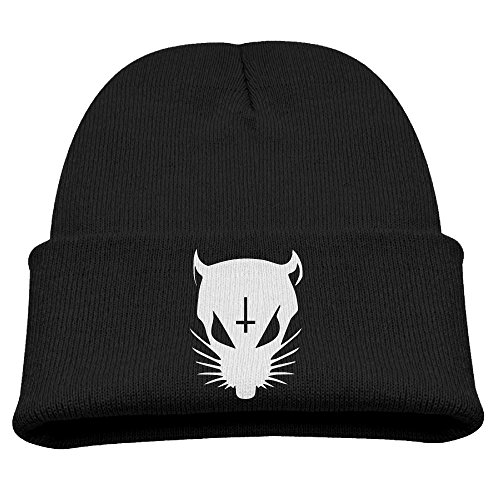 Knit-Beanie-Cap-Hat-Die-Antwoord-Rats-Rule-Trendy-Soft-Kids