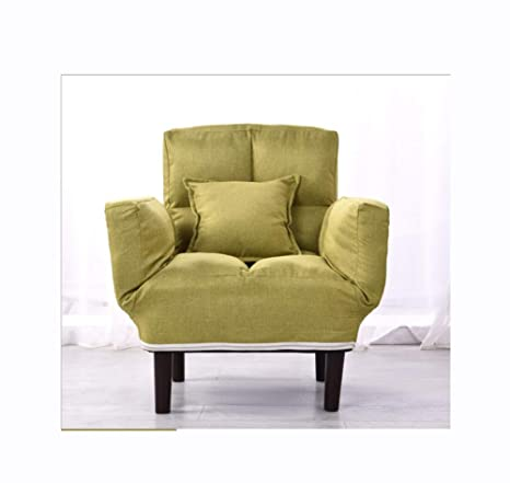 Wondrous Amazon Com Isa Cloth Sponge Single Lazy Foldable Couch Andrewgaddart Wooden Chair Designs For Living Room Andrewgaddartcom