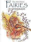 Painting Fairies in Watercolour (Fantasy Art)